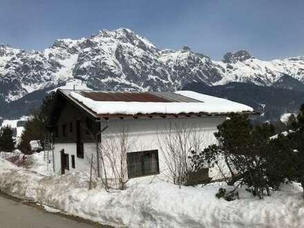 Sanierungsbedürftiges Ferienhaus in TOP Lage von Leogang