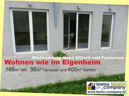 Exklusive 5-Zimmer-Gartenwohnung am Aichwaldersee