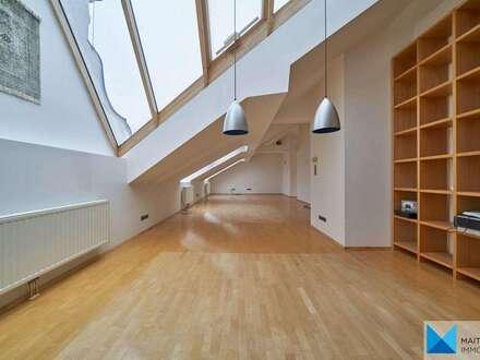 Atelier/Ordination/Büro mit Terrasse **360 Tour**