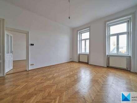 Altbauwohnung mit 2 Zimmern nahe U3 Ottakring (1. Stock ohne Lift)