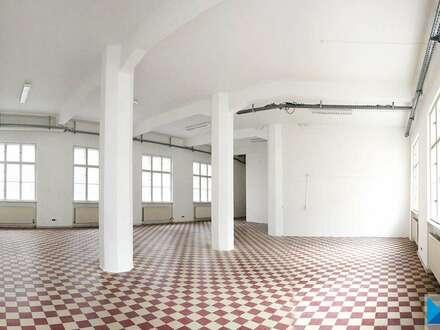 CREATIVE SPACE: Generalsanierter Loft **Atelier | Kreativ-Studio | Büro | Filmlocation**
