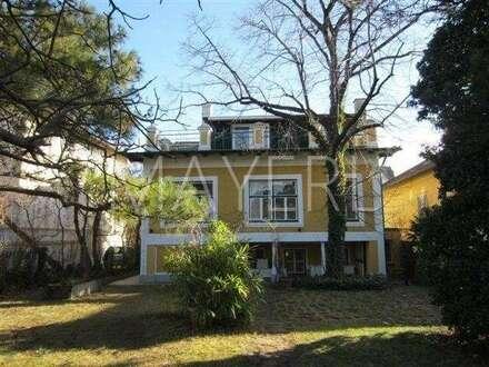 BÜRO ODER FIRMENSITZ MÖGLICH - Freistehende Villa in Mödling