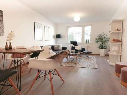 Unbefristet wohnen im Zentrum: 3ZI+renoviert+ ruhig+ sehr gute Infrastruktur