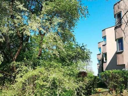 Ruhig gelegene 2-Zimmer-Wohnung mit traumhaftem Ausblick in Bisamberg privat zu vermieten.