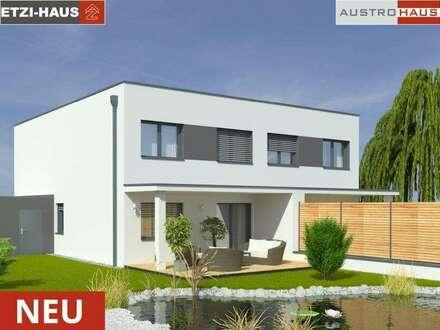 NEU Doppelhaus inkl. Grund in Linz - Kleinmünchen ab € 408.680,- zu verkaufen!