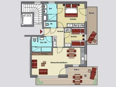Bad Gastein (AT) / 3 Zimmer-Wohnung