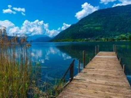 Appartment mit Zugang zum Ossiacher See