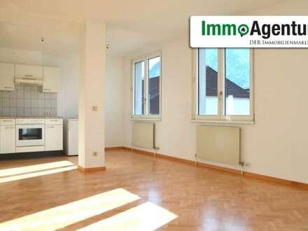 Großzügige 2-Zimmerwohnung mit Garagenplatz in Bludenz