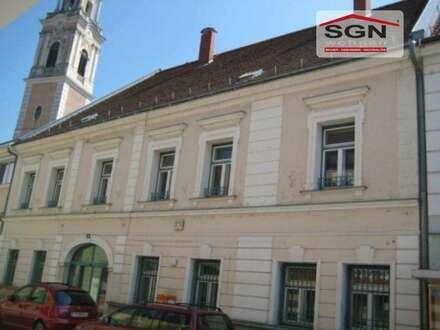 Frei finanzierte 2- Zimmer Gartenwohnung im Zentrum von Herzogenburg