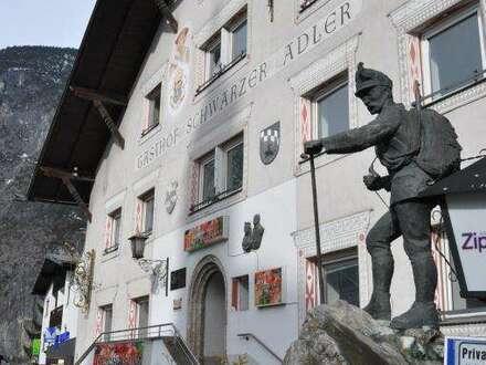 """ZAMS: Einzigartiger und altehrwürdiger Gasthof """"Schwarzer Adler"""" inkl. Gastgarten in bester zentraler Lage direkt im Dorfzentrum…"""