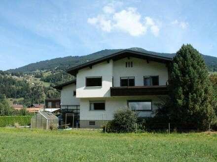 Einfamilienhaus auf Top-Grundstück in Schruns!