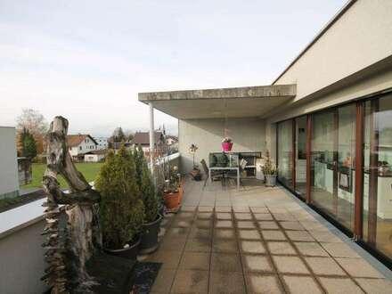 2-Zimmer-Dachterrassenwohnung mit Penthouse-Charakter!