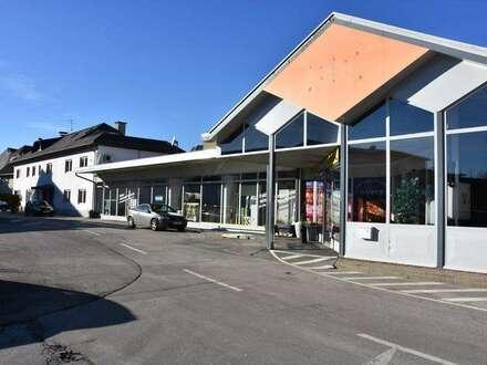 Großzügige Gewerbeliegenschaft, Zentrum Feldkirchen