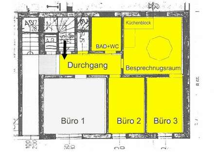 Kleines Büro in Herzogenburg
