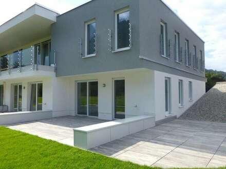 Maisonettewohnung mit Garten und TG-Platz - Neubau