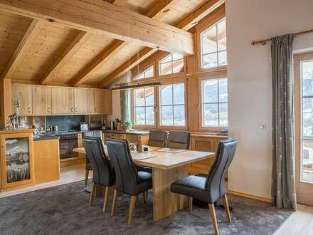 Luxuriös ausgestattete Dachgeschoßwohnung in sonniger Lage von Ellmau