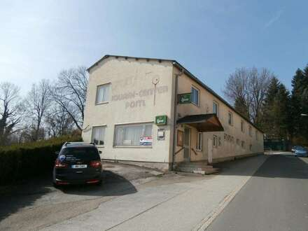 Anlageobjekt in der Stadt Hartberg! Lagerfläche !