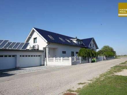 Familienvilla mit zwei Einheiten und großzügigen Flächen