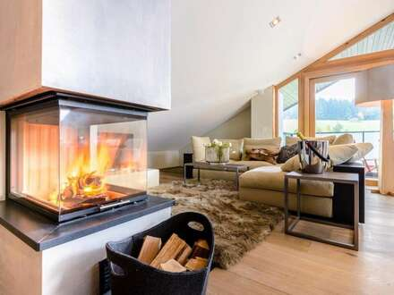 Luxuriöse Penthousewohnung in Kirchberg bei Kitzbühel