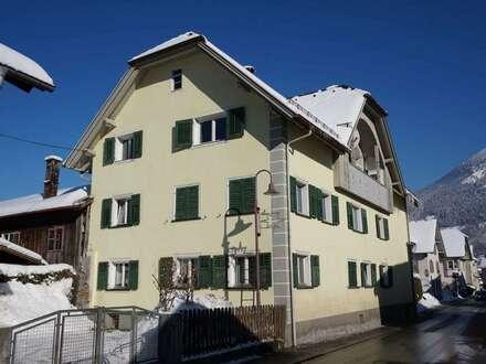 Mehrfamilienhaus mit 5 Wohnungen
