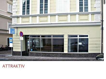 Geschäfts-/Büroräume in der Klagenfurter Innenstadt