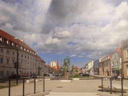"""Ebreichsdorf """"Top Lage"""" Provisionsfreie helle 4 Zimmer Dachgeschosswohnung"""