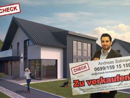 Belagsfertig! Doppelhaushälfte Nähe Zentrum Kalsdorf!