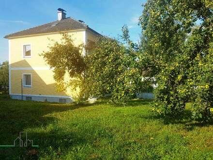 Haushälfte mit Garten in Ybbs/Neusarling zu mieten