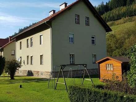 Eigentumswohnung in idyllischer Lage
