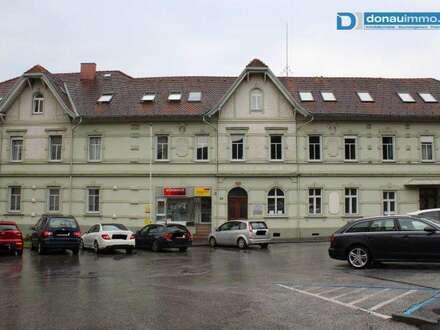 """Imposantes Zinshaus """"Festenburg"""" im Herzen von Hartberg"""