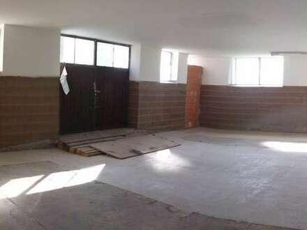 75qm Lagerraum in Bürmoos zu vermieten