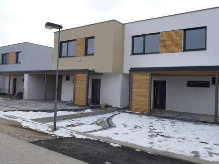 Niedrigenergie Doppelhaushälfte mit 2 Vollgeschossen zu verkaufen