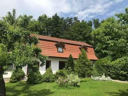 Gaaden - Doppelhaushälfte in herrlicher Grünlage