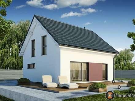 Schlüsselfertiges Einfamilienhaus mit Grundstück in Bad Erlach