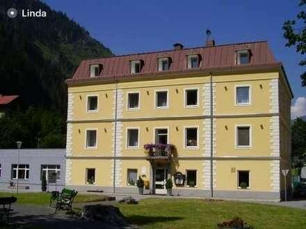 Provisionsfreies Hotel im ruhigen Salzburger Kurort Bad Gastein/Böckstein