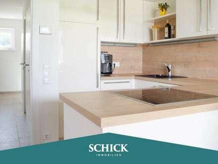 PÄRCHEN   Faaker See: Neubau Eckwohnung - moderne Küche - Sonnenterrasse - Carport - Erdwärmeheizung