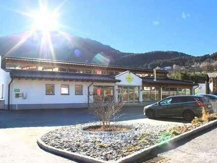 Geschäftsgebäude in Winklern mit sehr geringen Betriebskosten