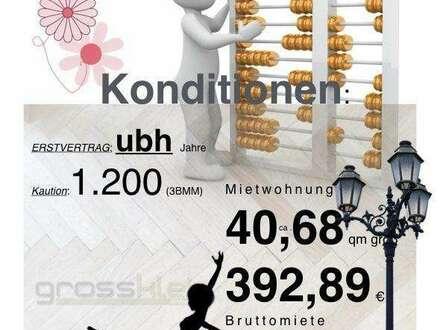 Süßes Kleinod  Bruttomiete 392,89 EUR  im Zentrum von Feldkirchen