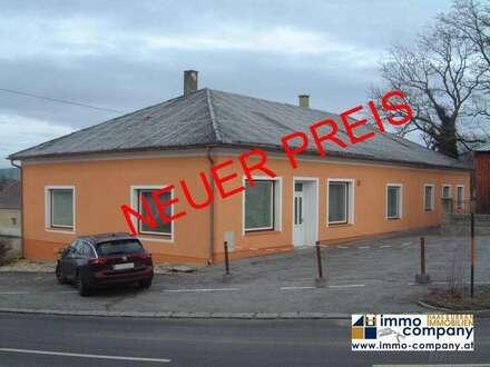 Ehemaliges Gasthaus im Bezirk Oberwart in der Grenzennähe