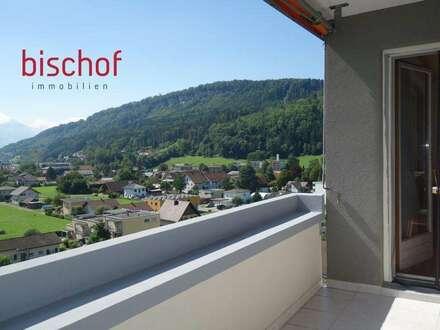 Tolle 2-Zimmerwohnung mit Balkon in Feldkirch zu vermieten