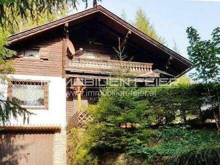Ganzjährig nutzbares Ferienhaus in Mischbauweise!