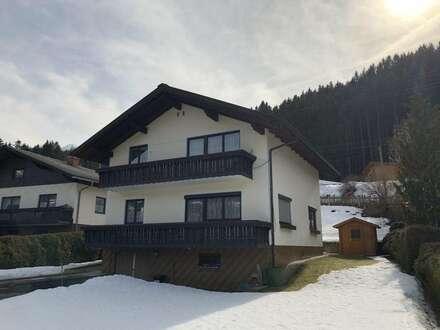Ein- bzw. Zweifamilienhaus in sehr gutem Zustand