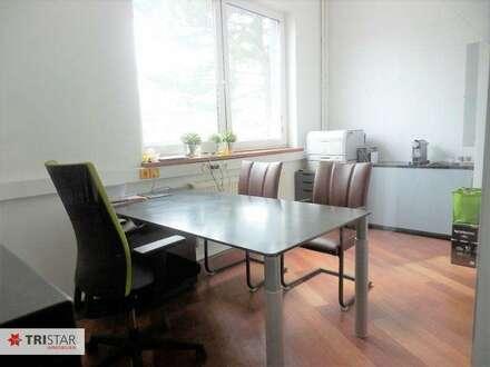 All-inclusive-Büro inklusive Heizung und Strom