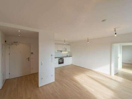Six in the City: Hochwertiges 2-Zimmer Apartment mit Balkon, BESTLAGE, direkt beim Haus des Meeres, NEUBAU **HOFRUHELAGE**