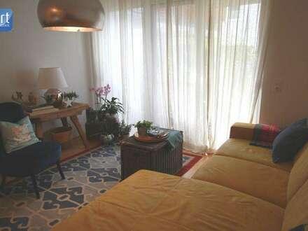 Ländliche Idylle mit perfekter Infrastruktur: 2-Zimmer-Wohnung in Hallwang