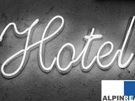 3 Sterne Superior Hotel mit renovierten Gästezimmern in sehr guter Frequenzlage