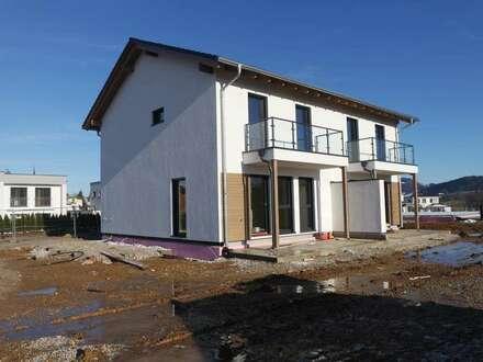 BAUBEGINN erfolgte bereits! Neubau von modernen Einfamilienhäusern und Doppelhäusern von ELK Bau
