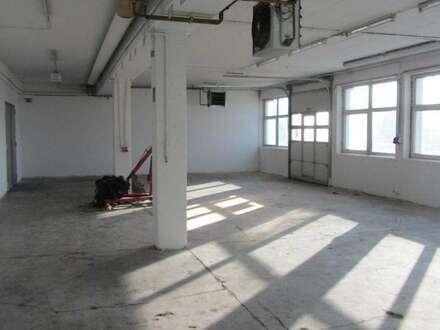 Gewerbehalle ca. 159 - 389 m2, 1 x geteilt, in Moosdorf!