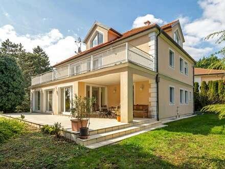 ++RARITÄT++ Herrschaftliche Villa in absoluter BESTLAGE mit uneinsehbarer Gartenanlage! Beratung gerne auch in Russisch!