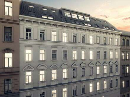 JOSEFIN! Sanierter Stilaltbau-Erstbezug mitten in der Josefstadt! (Top 6 84m² + 23m² Terrasse € 550.000,-)